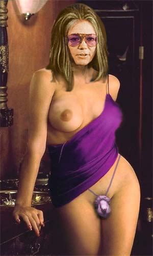 gloria steinem nude photos