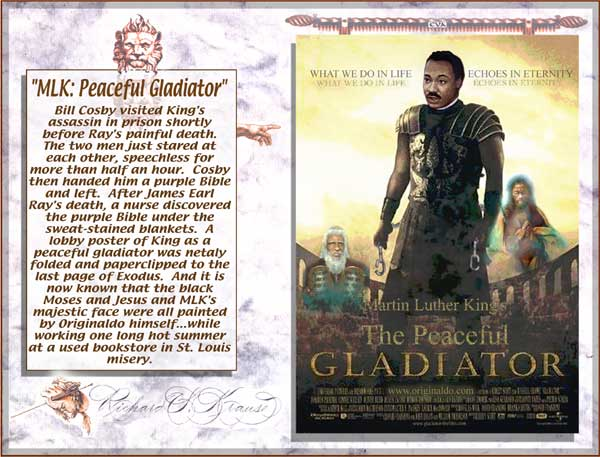 martin luther king gladiator