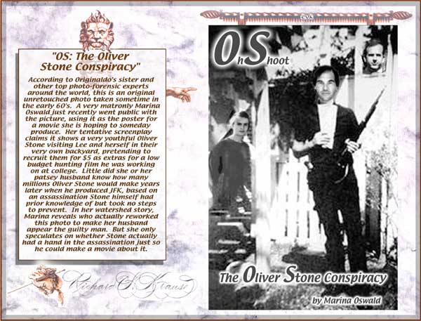 oliver stone harvey ee oswald kennedy conspiracy